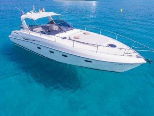 Motorboot Fiart 38 M · 2010