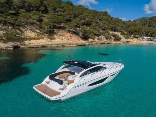 Motorboot Sessa C 38 · 2016