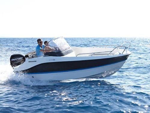 Speedboat Quicksilver Active 755 Open · 2016