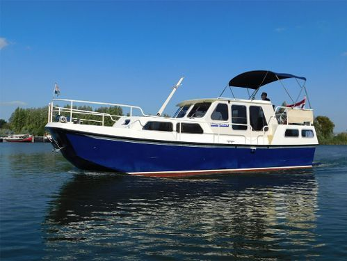 Motorboat Rogger 1000 · 2000