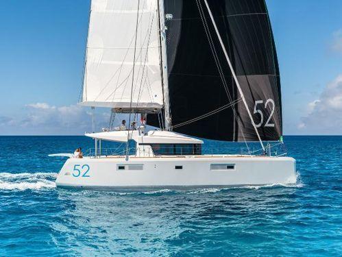 Catamaran Lagoon 52 F Luxe · 2017