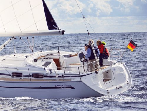 Segelboot Bavaria 37 (2007)