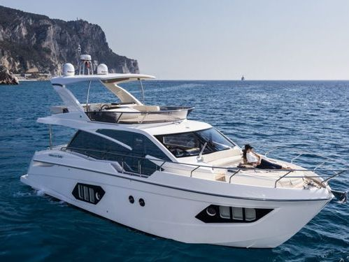 Imbarcazione a motore Absolute 50 Fly (2020)