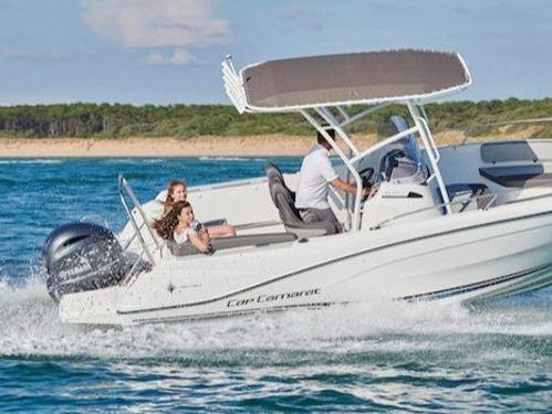 Sportboot Jeanneau Cap Camarat 6.5 CC (2019)