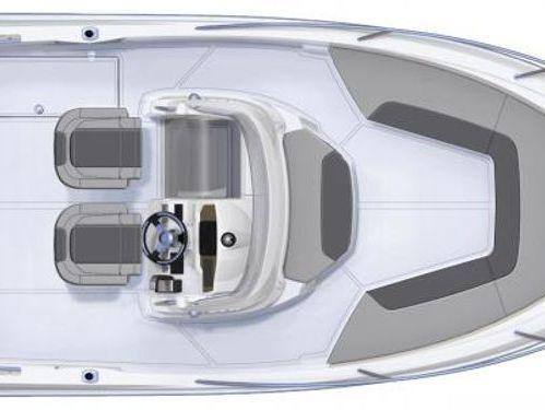 Sportboot Jeanneau Cap Camarat 6.5 CC (2013)