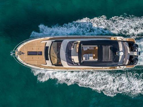 Imbarcazione a motore Monte Carlo MCY 66 · 2017