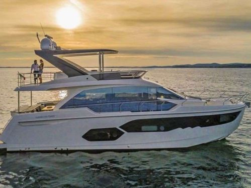 Motorboot Absolute 58 Fly (2019)