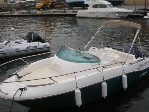 Speedboat Cap Camarat 625 (2008)