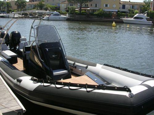 Sportboot Sillinger 765 · 2012