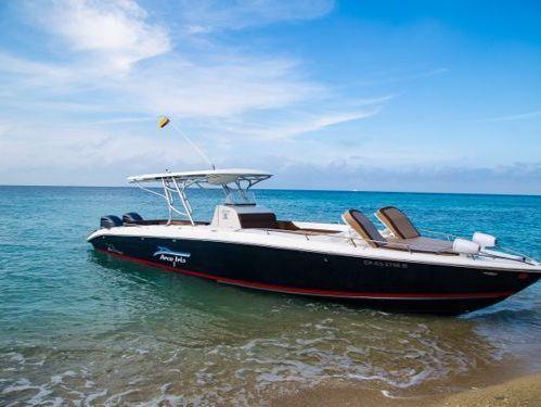 Speedboat Bravo 410 (2016)