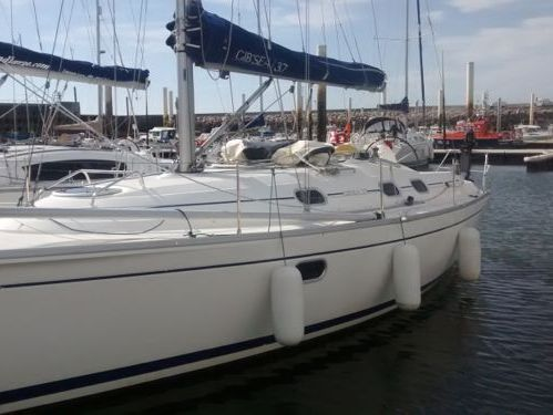 Segelboot Dufour Gib Sea 37 · 2002