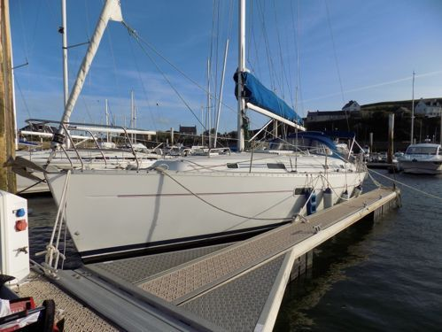 Segelboot Beneteau Oceanis Clipper 361 · 1999