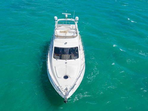 Imbarcazione a motore Azimut 55 (2006)