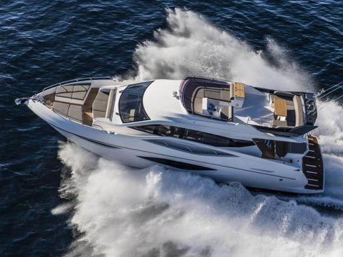 Imbarcazione a motore Numarine 65 (2017)