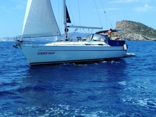 Barca a vela Bavaria 40 · 2002