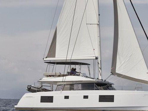 Catamaran Nautitech 46 Fly · 2020