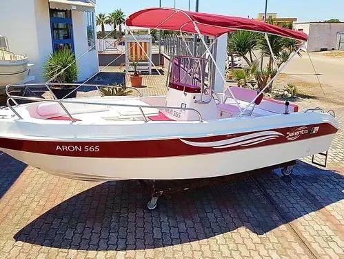 Speedboat Salento Marine Aron 565 · 2019