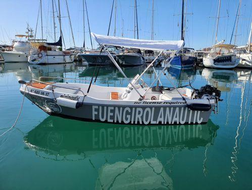 Speedboat Remus Remus 620 · 2009