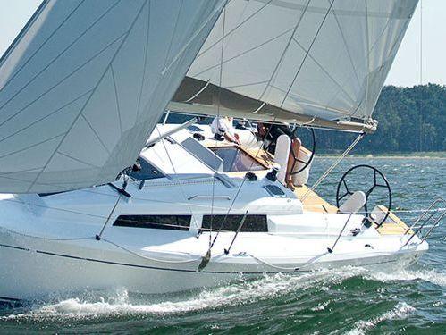 Sailboat Hanse 315 (2019)