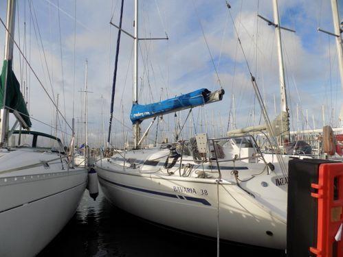 Segelboot Bavaria 38 · 2004