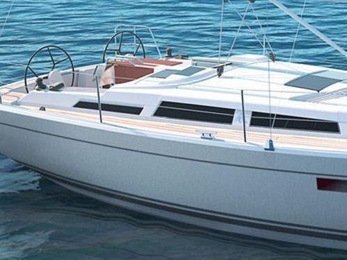 Segelboot Hanse 348 · 2018
