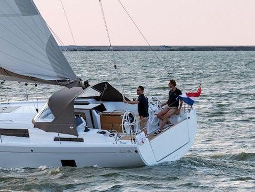 Segelboot Hanse 418 · 2018
