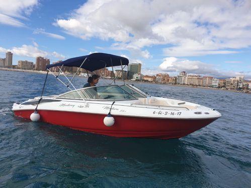 Speedboat Monterey 224 SS · 2003