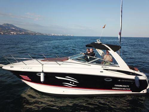 Motorboat Monterey 270 CR · 2009