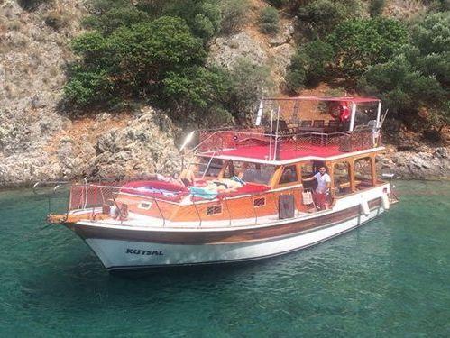 Motorboat Custom Built · 2014