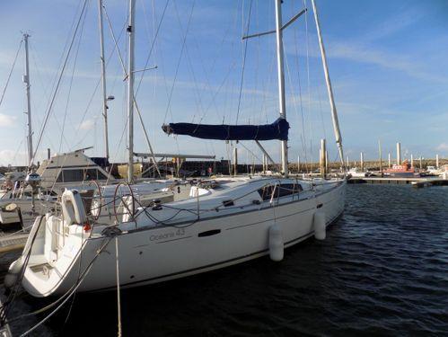 Segelboot Beneteau Oceanis 43 · 2010