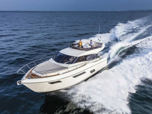 Motorboot Ferretti 450 (2019)