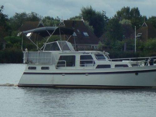 Motorboat Hoekstra 1000 · 1992
