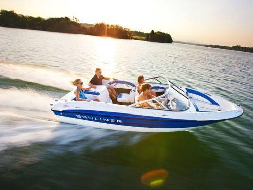 Sportboot Bayliner 185 BR (2007)