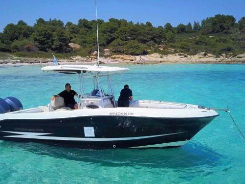 Sportboot Hydra-Sports 2500 CC · 2008