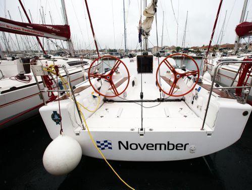 Segelboot Elan 350 · 2013