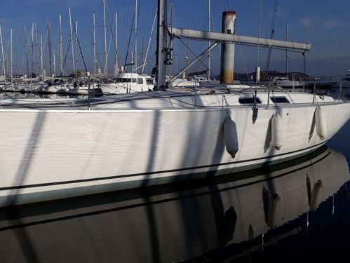 Barca a vela Hanse Varianta 44 · 2011