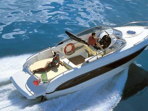Imbarcazione a motore Cranchi 27 (2014)