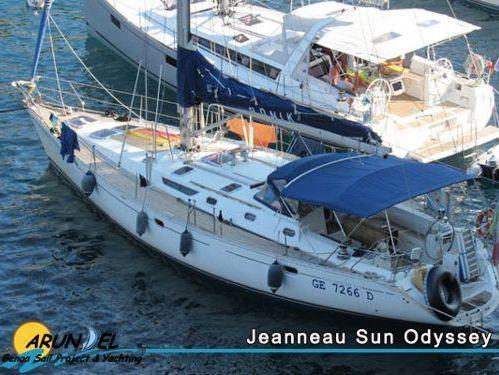Segelboot Jeanneau Sun Odyssey 52.2 · 2001