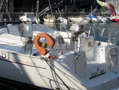 Zeilboot Beneteau Cyclades 43.3 · 2006