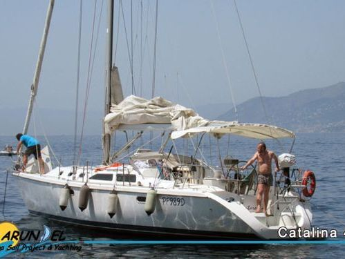 Sailboat Catalina 42 Economy Line (2001)