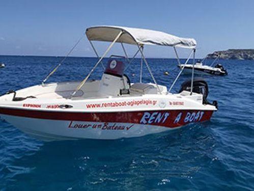 Imbarcazione a motore Compass 150cc · 2017