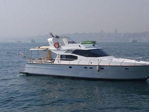 Motorboat Custom Built · 2001