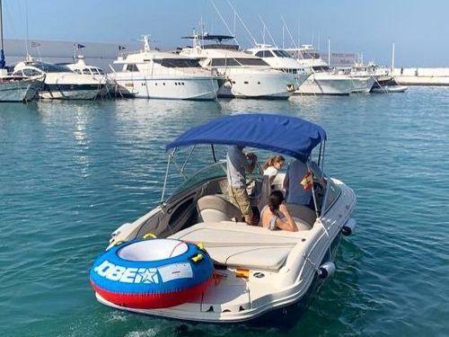 Motorboot Sea Ray 200 Select · 2016