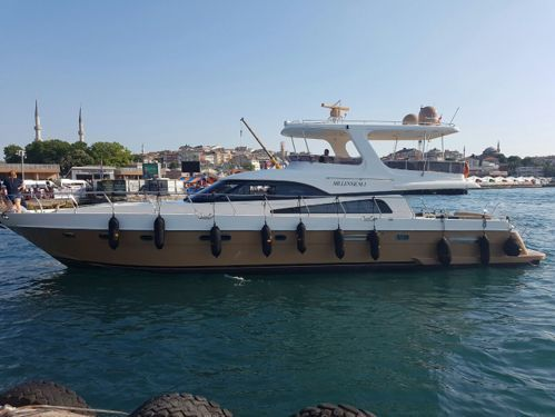 Imbarcazione a motore Custom Built · 2015