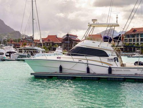 Motorboot Rodman 1250 (2007)
