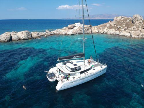 Catamaran Lagoon 450 S · 2018