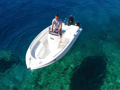 Motorboot Compass 150cc · 2015