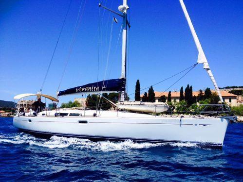 Segelboot Jeanneau Sun Odyssey 49 i (2007)