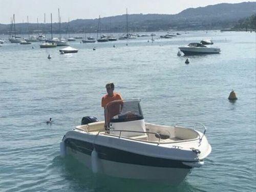 Speedboat AS Marine 570 Open · 2019