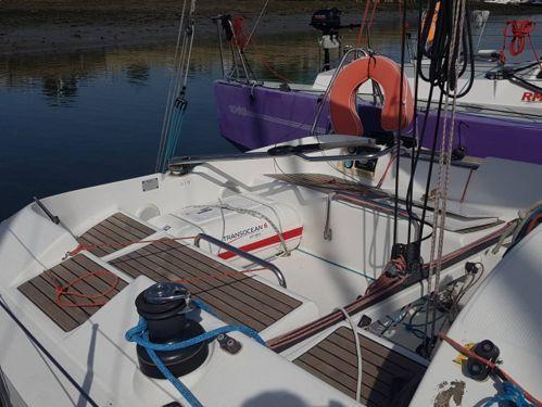 Barca a vela Beneteau First 31.7 · 2001